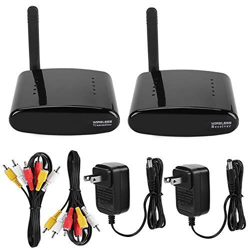 Wireless Signal Transmitter,5.8G Wireless Signal Sender Transmitter Receiver for AV TV STB Audio Video