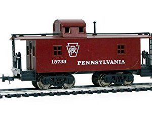 Mehano, Wagon Caboose, PRR, H0 Scale … 41k6r 2Bf9F1L