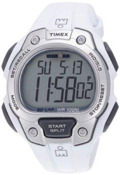 Timex Iron Man Light Digital Grey Dial Watch - T5K690
