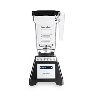 Blendtec Total Classic Original Blender - Fourside Jar (75 oz), Professional-Grade Power-6 Pre-Programmed Cycles-10… 10