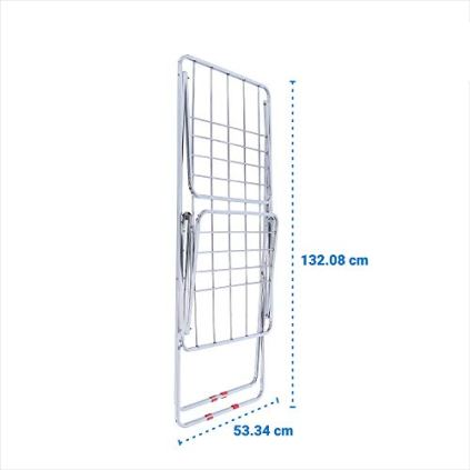 LiMETRO-STEEL-Stainless-Steel-Foldable-Cloth-Dryer-Stand-Double-Rack-Cloth-Stands-for-Drying-Clothes-Steel