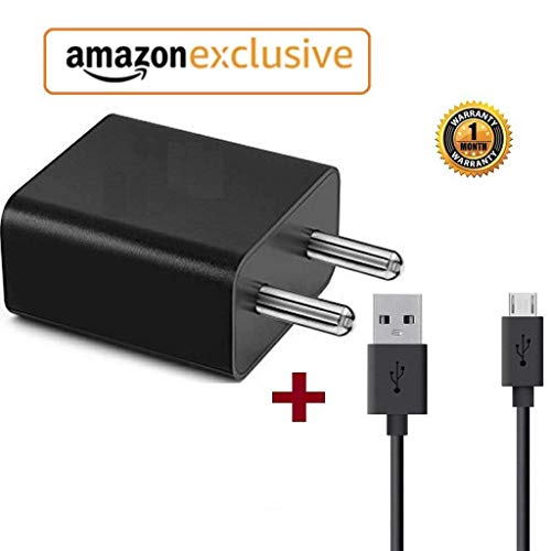 Fast Charger for Oppo F1s / F3/Plus, F5/Youth, F7, A83, A37f, A37, A71, A57 Charger Adapter Mobile Charger | Wall Charger | Hi Speed Travel Charger (2.4 Ampl, Black) 232