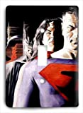 Elder Justice League - Superman Batman Wonderman Flash Light Switch Cover