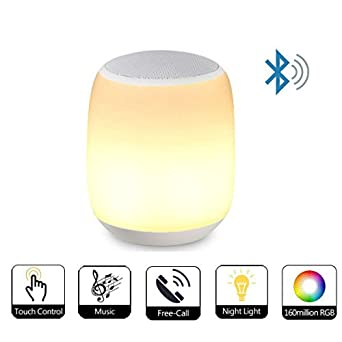 Hangang Lampada Da Comodino Touch Control Con Chiamate