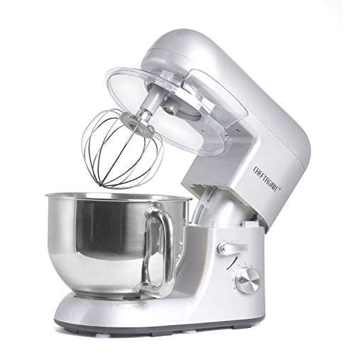 CHEFTRONIC-Standing-Mixer-One-Size-Silver
