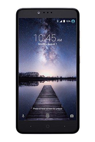 ZTE ZMAX PRO Z981 Unlimited 4G LTE 13MP Smartphone (Metro PCS)