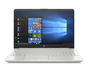 HP 15 11th Gen Intel Core i5 Processor 15.6-inch(39.6 cm) FHD Laptop with Alexa Built-in(8GB/512GB SSD/Windows 10/2GB MX350 Graphics/Natural Silver/1.75Kg), 15s-dr3500TX