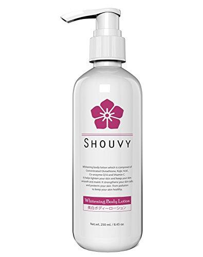 Whitening Body Lotion - Natural Skin Lighteners...