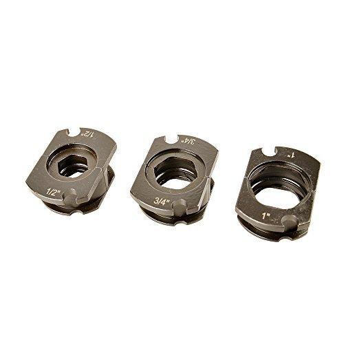 IWISS® IWS-1632AF Plumbing Copper Crimper PressTube Tools with 1/2