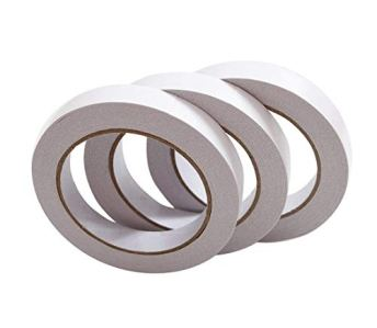 Double-Sided-Tapes-Removables-3-Rolls-Adhesive-Sticky-Tape-for-Arts-Crafts-Photography-Scrapbooking-Card-Making-Gift-Wrapping-Office-School-Stationery-Supplies