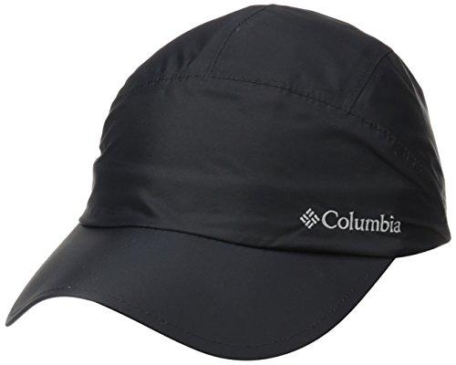 Columbia Men's Watertight Cap, Black, One Size