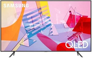SAMSUNG 50-inch Class QLED Q60T Series – 4K UHD Dual LED Quantum HDR Smart TV with Alexa Built-in (QN50Q60TAFXZA, 2020 Model)