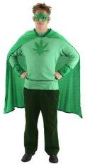 Weed Man Costume Kit
