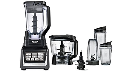 Nutri Ninja Blender/Food Processor with Auto-iQ 1200-Watt...