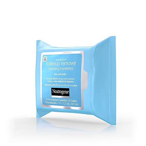 Neutrogena Make Up Removing Wipes, 200 Cleansing Towelettes 3