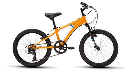 Diamondback Bicycles Cobra 20 Youth 20' Wheel Mountain Bike, Orange