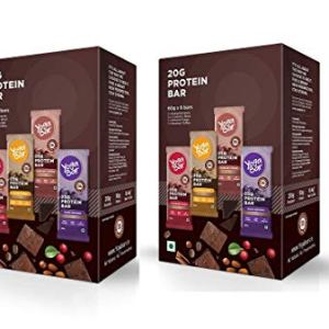 Yogabar 20 gram Protein Bar Variety Box - 6 x 60 g 27  Yogabar 20 gram Protein Bar Variety Box – 6 x 60 g 41l1MvrsTHL