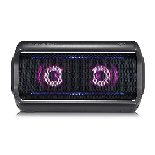 LG-PK7-XBOOM-Go-Water-Resistant-Wireless-Bluetooth-Party-Speaker-with-Up-To-22-Hours-Playback-Black
