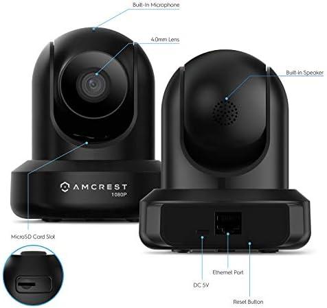 Amcrest ProHD 1080P WiFi Camera 2MP (1920TVL) Indoor Pan/Tilt Security Wireless IP Camera IP2M-841B (Black) 15
