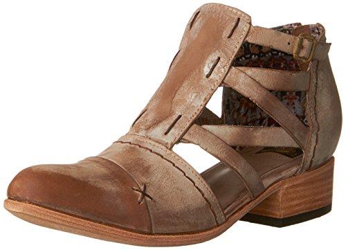 Stacked block heel Secure back zip