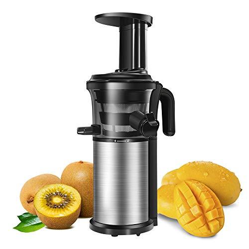 Slow juicer, Sagnart Slow machine juicer for vegetables &...