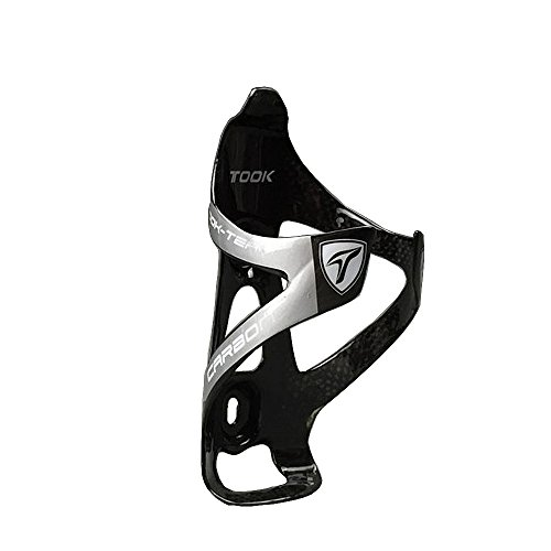 IRON JIA'S Water Bottle Cage Bicycle Rack Accessories Ultralight Carbon Fiber Total MTB Bicycle Path Water Bottle Holder Cycling Parts