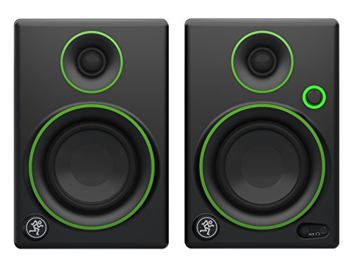 Mackie Studio Monitor, Black w/Green...