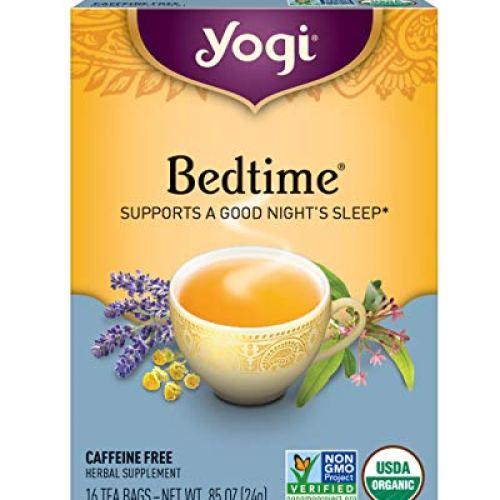 Yogi Tea, Organic Bedtime, 16 ct