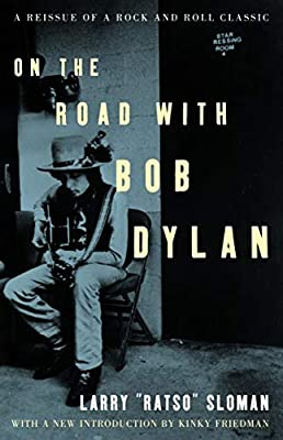 Image result for on the road with bob dylan sloman
