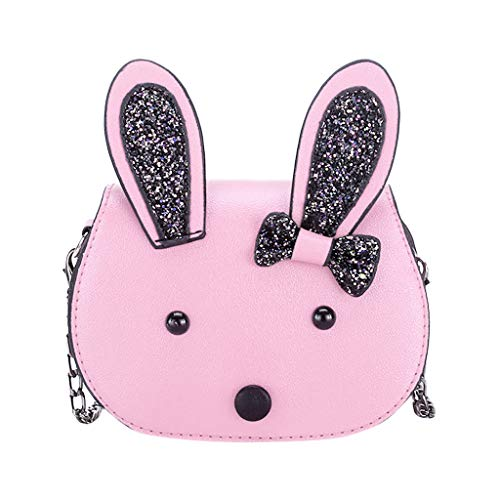 zitan Small Crossbody Bag Children Cute Shoulder Messenger Coin Purse Pack Travel Passport Bag Crossbody Handbags for Women