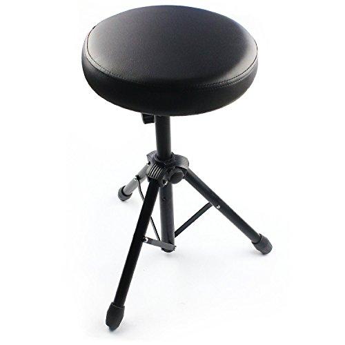 TopStage Universal Drum & Keyboard Throne Stool JX95