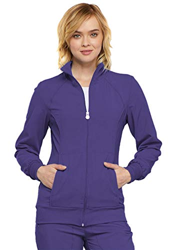Cherokee Women's Infinity Zip Front Warm-up Jacket 14 Fashion Online Shop gifts for her gifts for him womens full figure