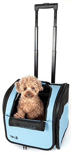 Wheeled Airline Approved Travel Pet Carrier 1