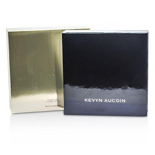 Best of Kit (1x Lash Curler 1x Mascara 1x Eye Pencil Primatif 1x Brow Penci 1x Eyeshadow) - # Aubergine 5pcs by Kevyn Aucoin
