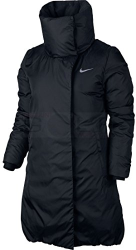 71YXFS4cPtL Water-repellent finish helps block the elements 700-fill down insulation provides warmth in cold conditions Exaggerated collar covers the lower face for added warmth