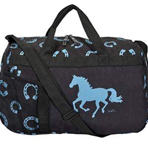 Awst Lila Helmet Duffle Bag (Turquoise)