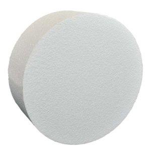 Round Polystyrene Cake Dummy (14″ Diam 3″ High) 41lz3H UrpL