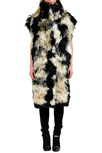"""817NqqkvNeL Material: Wool/Rayon/Nylon/Polyester/Alpaca Made in Italy Bust: 21"""" Length: 39.5"""""""