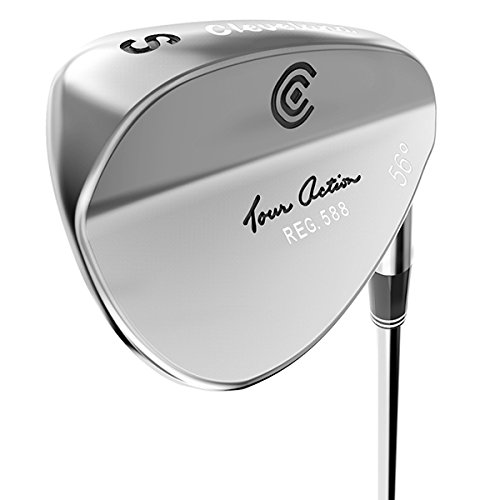 Cleveland Golf Tour Satin 588 Tour Action Wedge (Men's, Right Hand, 52 Degree)