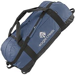 Eagle Creek Travel Gear Luggage No Matter What Flashpoint Rolling Duffel XL, Slate Blue
