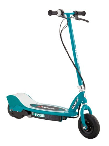 Razor E200 Electric Scooter - Teal