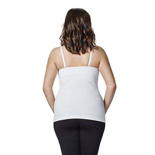 788c2dbea7c88 Bravado! Designs Women s Maternity Body Silk Seamless Nursing Cami ...
