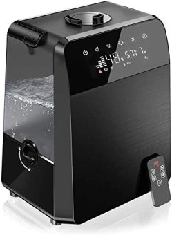 TTLIFE Warm and Cool Mist Humidifier