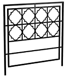 Product review for Safavieh Home Collection Silva Antique Iron Headboard, Queen, Linen Beige