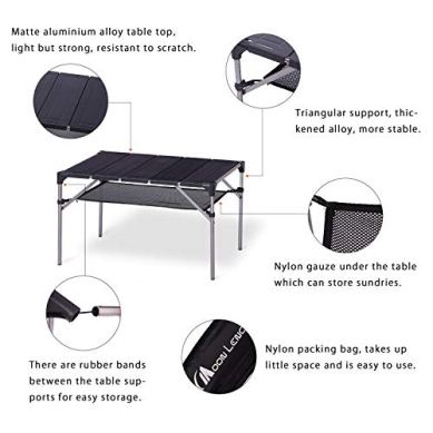 MOON-LENCE-Lightweight-Portable-Camping-Table-Compact-Outdoor-Aluminum-Folding-Table-for-Picnic-Climbing