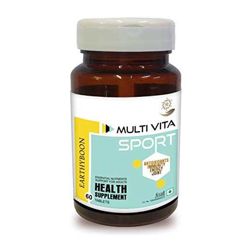 Try EARTHY BOON Multi Vita Sport with these Quick Reviews