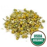 Starwest Botanicals Organic Chamomile Flower Whole (Egypt), 1 Pound