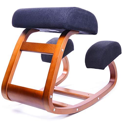 Best Ergonomic Kneeling Chairs For 2018 Desk Life World