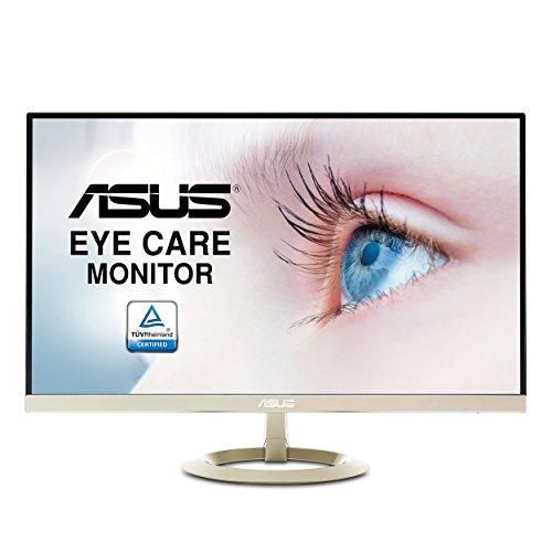 ASUS VZ27AQ 27' WQHD 1440p IPS DP HDMI VGA Eye Care Monitor