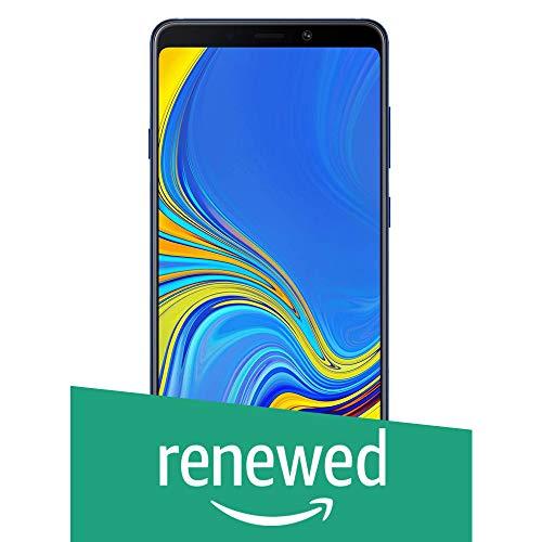 (Renewed) Samsung Galaxy A9 SM-A920FZBDINS (Lemonade Blue, 6GB RAM, 128GB Storage) 1